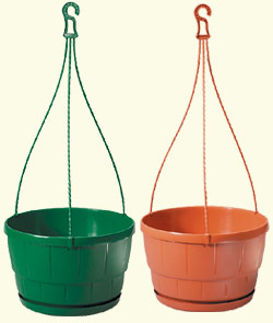 Hanging baskets for planting up wire and plastic - Best compost for flower pots solutions within reach ...